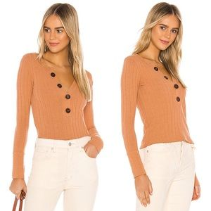 Free People Oliver Henley Revolve Terracotta Clay